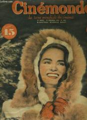 CINEMONDE - 14e ANNEE - N° 648 - Malgré le vent et le froid ANN BLYTH garde la sourire - Couverture - Format classique