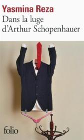 Dans la luge d'Arthur Schopenhauer - Couverture - Format classique