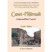 Canet-L'Herault - Couverture - Format classique