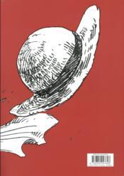 One piece magazine N.1 - 4ème de couverture - Format classique