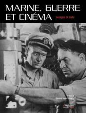 Marine, guerre et cinéma - Couverture - Format classique