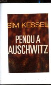 Pendu A Auschwitz - Couverture - Format classique