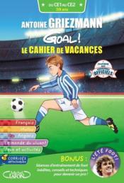 Goal ; cahier de vacances ; du CE1 au CE2 ; 7/8 ans (édition 2020) - Couverture - Format classique