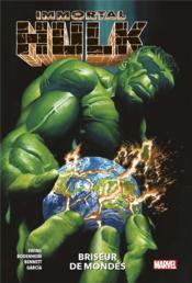 Immortal Hulk T.5 ; briseur de mondes - Couverture - Format classique
