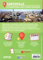 Londres (édition 2021) - 4ème de couverture - Format classique