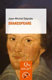 Shakespeare (2e édition) - Couverture - Format classique