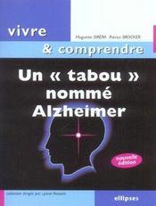 Un Tabou Nomme Alzheimer Nouvelle Edition - Intérieur - Format classique