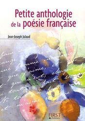 Petite anthologie de la poésie française - Intérieur - Format classique