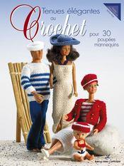 Tenues élégantes au crochet pour poupées - Intérieur - Format classique
