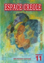 Espace creole t.11 - Couverture - Format classique