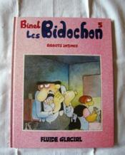 Les Bidochon T.5; Ragots Intimes - Couverture - Format classique