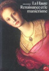 La haute Renaissance et le maniérisme - Intérieur - Format classique