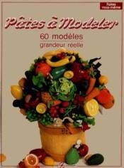 Pates A Modeler - Couverture - Format classique
