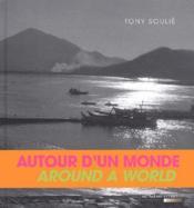 Autour d'un monde ; around a world - Couverture - Format classique