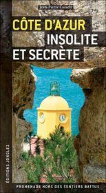 Côte d'Azur insolite et secrète - Intérieur - Format classique