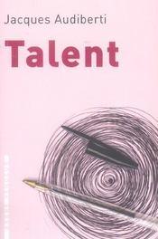 Talent - Intérieur - Format classique
