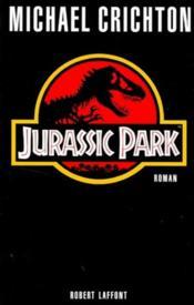 Jurassic park t.1 - Couverture - Format classique