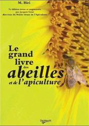 Le grand livre des abeilles et de l'apiculture (7e édition) - Couverture - Format classique