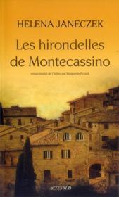Les hirondelles de Montecassino - Couverture - Format classique