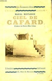 Ciel De Cafard. Collection : Les Documents Bleus. Premiere Serie : N° 48 - Couverture - Format classique