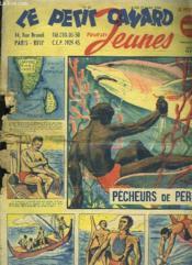 Le Petit Canard N° 21 Jeudi 21 Avril 1949. Percheurs De Perles. - Couverture - Format classique