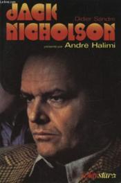 Jack Nicholson - Couverture - Format classique