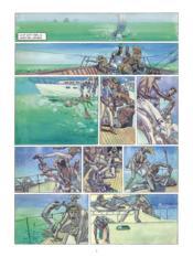 Le rêve du requin ; intégrale cycle 1 - Couverture - Format classique