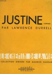Justine - Couverture - Format classique