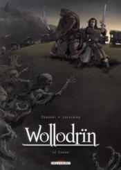 Wollodrïn ; COFFRET T.3 ET T.4 ; le convoi - Couverture - Format classique
