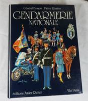 Gendarmerie nationale. - Couverture - Format classique