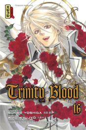 Trinity blood t.16 - Couverture - Format classique