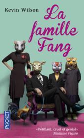 La famille Fang - Couverture - Format classique
