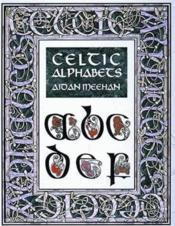 Celtic Alphabets /Anglais - Couverture - Format classique