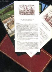 Clos D'Estournel - Couverture - Format classique