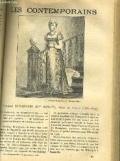 CAROLINE BONAPARTE (Mme MURAT), REINE DE NAPLES (1782-1839) - Couverture - Format classique