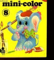 Mini Color 8 - Couverture - Format classique