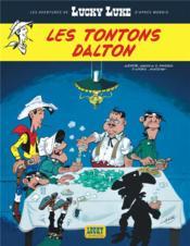 Les aventures de Lucky Luke d'après Morris T.6 ; les nouvelles aventures de Lucky Luke t.6 ; les tontons Dalton - Couverture - Format classique