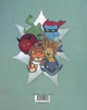 Le mange-doudous - 4ème de couverture - Format classique