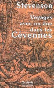 Voyages avec un âne dans les Cévennes - Intérieur - Format classique