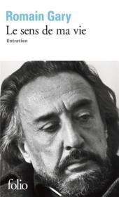 telecharger Le sens de ma vie – entretien livre PDF/ePUB en ligne gratuit