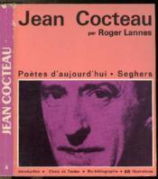 Jean Cocteau - Collection Poete D'Aujourd'Hui N°4 - Couverture - Format classique