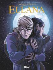 La quête d'Ewilan - Ellana T.4 ; l'envol - Couverture - Format classique