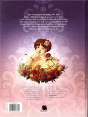 Princesse Sara T.12 ; coupable ! - 4ème de couverture - Format classique