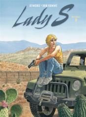 Lady S. ; INTEGRALE VOL.3 - Couverture - Format classique