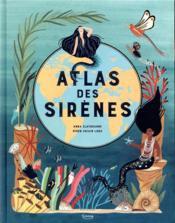 Atlas des sirènes - Couverture - Format classique