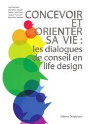 Les dialogues de conseil en life design - Couverture - Format classique