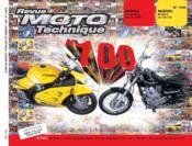 Rmt 100.2 Honda 125 Rebel / Suzuki Rf 600 R - Couverture - Format classique