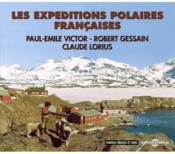 Les expéditions polaires françaises ; coffret - Couverture - Format classique