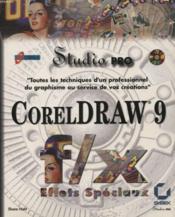 Coreldraw 9 studio pro - Couverture - Format classique