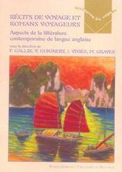 Recits de voyage et romans voyageurs - Intérieur - Format classique